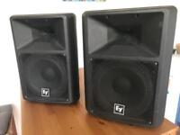 EV Sx300 speakers