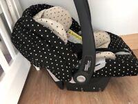 New Mamas and Papas car seat