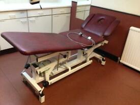 Medical massage bed electric