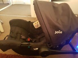 Joie 0+ car seat