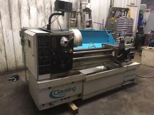 (USED) LATHE / COLCHESTER 15 x 50