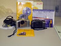 2 digital cameras for sale full working order