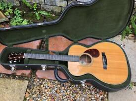 Collings OM2H with LR Baggs Pickup