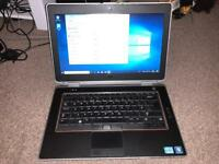 Dell Latitude Laptop E6420, i5, 4gb & 128gb SSD Great condition perfect working order