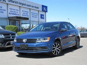 2016 Volkswagen Jetta SE | Sunroof| Alloys| Bluetooth