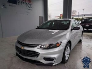 2016 Chevrolet Malibu LS 5 Passenger, Backup Cam, Turbocharged