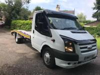 Ford transit T350 125bhp top of the range recovery truck