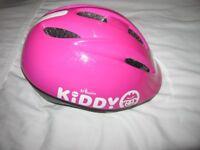 Pink girls Cycle Helmet