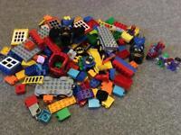 Marvel Mega Blocks bundle