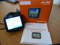 MIO NAV MAN 378 SAT MAN, 4 INCH SCREEN, EXCELLENT CONDITION, UP TO DATE MAPS, £25