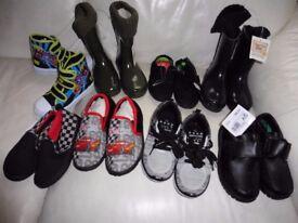 BN Bundle of Boys Size 11 Junior Shoes