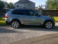Bmw x5 full history top of the range