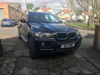 BMW X5 3.0 D. BLACK, 7 SEATER, PANORAMIC ROOF.