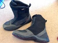 Hein Gericke Gore-tex Ladies Motorcycle Boots Size 8 (41)