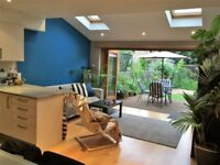 Large double room in gay house share with beautiful garden