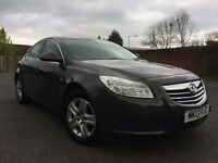 Vauxhall Insignia 2.0 CDTI Exclusiv. Very good condition. Low mileage. Full MOT (end march 2018)