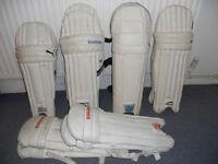 Cricket Pads - £10 a pair
