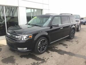 2015 Ford Flex SEL AWD Navigation Leather Moonroof and more!!