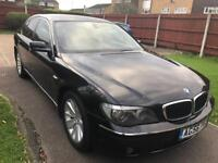 Bmw 730d m sport face lift f/s/h sat nav tv automatic 3.0 d
