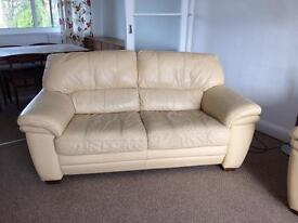 Two sofas and two chairs