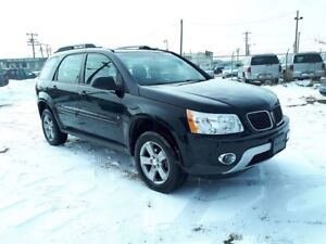 2008 Pontiac Torrent 3.4L V6!! Sunroof & Low KM'S!!
