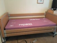 Opera Eco Profiling Bed + Mattress