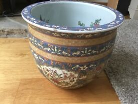 Lovely oriental pot