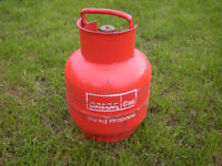 CALOR GAS 3.9kg Propane Bottle-FULL-no exchange required