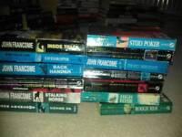 13 John francome novels