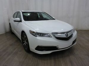 2015 Acura TLX Tech Leather Bluetooth Navigation