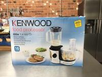 Kenwood 600w Food Processor