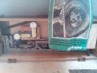 Vintage Dunlop wheel camber castor