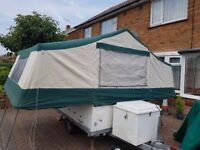 2007 Conway Trailer Tent