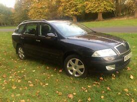 Skoda octavia tdi dsg laurin & klement very good condition clean car