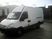 iveco daily 35s12 mwb in excellent running order mot july18 new van forces sale bargain at £3100