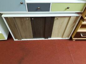 3 door retro cupboard