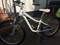 Specialized Hotrock FS24 Girls Mountain Bike
