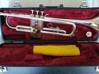 Yamaha Silver Trumpet YTR 1335