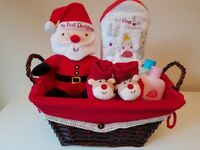 My 1st Christmas Baby Hamper