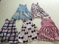Toddler Girls Dress Bundle 18-24 months
