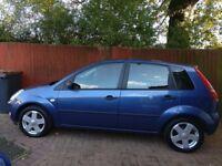 Ford Fiesta Zetec 05