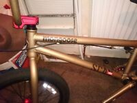 Gold mongoose bike grear con
