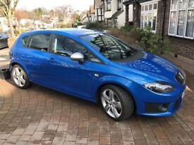 Seat Leon FR+ Very Low Mileage, Excellant Condition, reduced for a quick sale.