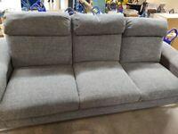 LIDHULT 3-seat sofa, Lejde grey/black WAS £675.00 IKEA Warrington, #bargaincorner