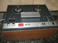 Realistic 9998 3 head 3- speed stereo tape deck