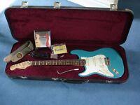 Fender Squier Left Handed 1996 Korean Stratocaster