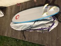 Surfboard Triboard 6' Largs or Glasgow