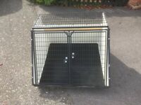 LINTRAN DOG CRATE DB11 SUITABLE FOR AUDI A6 , BMW 5 SERIES ETC