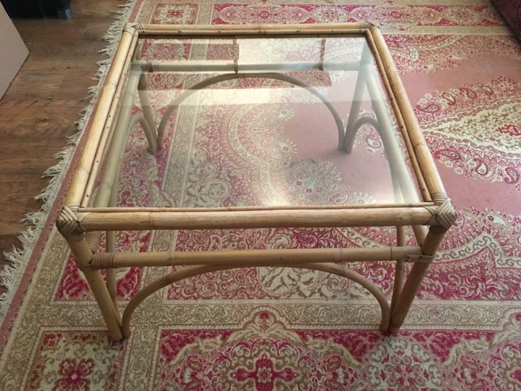 FREE Glass coffee/side table