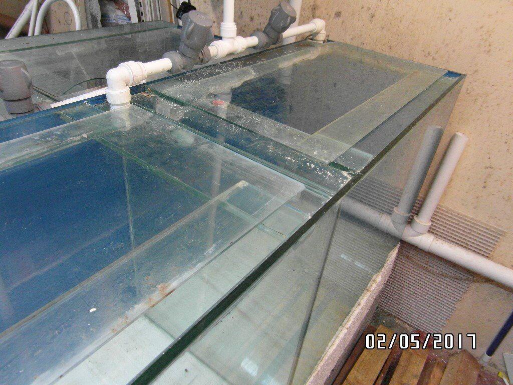 Aquarium fish tank glass lid cover - Image 1 Of 5